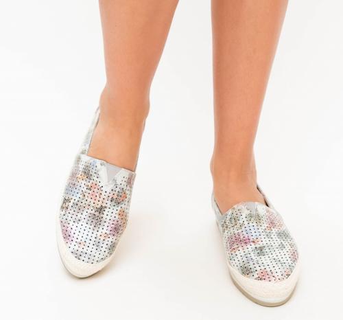 Espadrile Taco Color - Incaltaminte casual femei - Pantofi casual