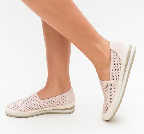 Espadrile Taco Roz - Incaltaminte casual femei - Pantofi casual