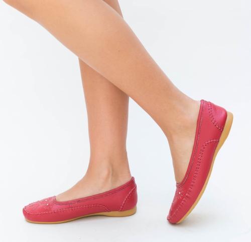 Pantofi Casual Ruba Rosii - Incaltaminte casual femei - Pantofi casual
