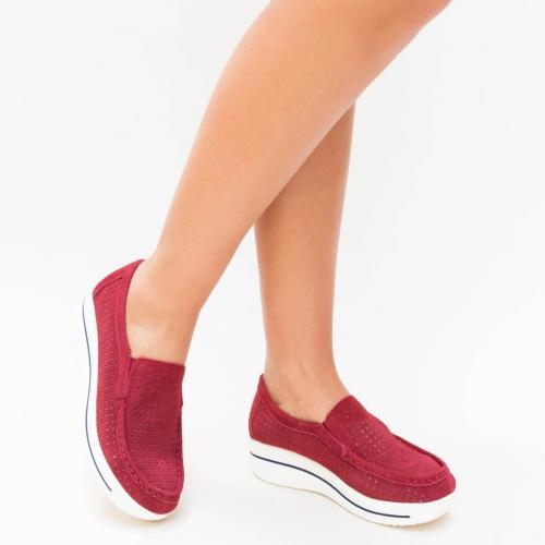 Pantofi Casual Sista Grena - Incaltaminte casual femei - Mocasini de dama