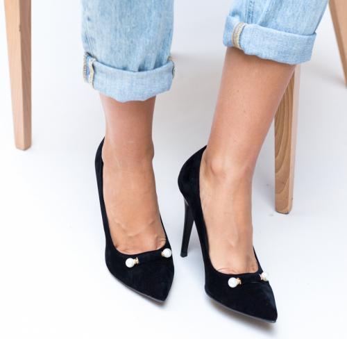 Pantofi Delia Negri 2 - Pantofi eleganti - Pantofi cu toc subtire