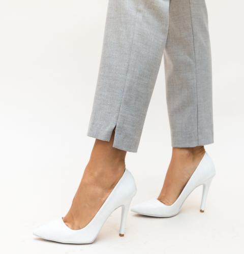 Pantofi Nido Albi - Pantofi eleganti - Pantofi cu toc subtire