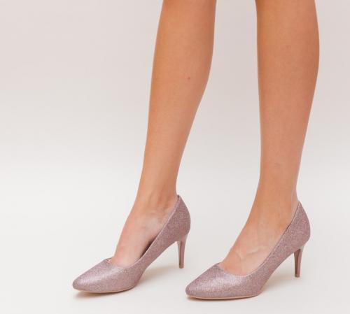 Pantofi Sefin Maro - Pantofi eleganti - Pantofi cu toc subtire