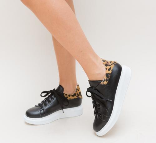 Pantofi Sport Barni Leopard - Incaltaminte sport dama -