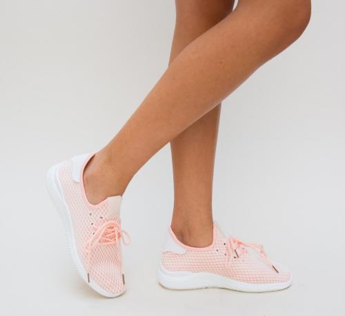 Pantofi Sport Brave Roz - Incaltaminte sport dama -