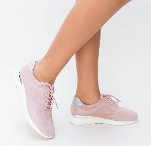 Pantofi Sport Dioda Roz - Incaltaminte sport dama -