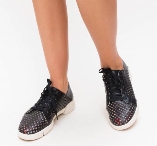 Pantofi Sport Siby Negri - Incaltaminte sport dama -