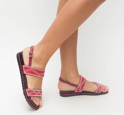 Sandale Voli Grena - Sandale dama ieftine - Sandale cu talpa joasa
