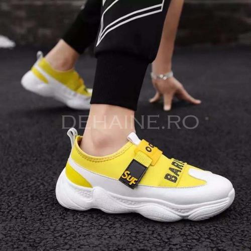 Adidasi barbati PREMIUM ZR A8125 N15-2 - Incaltaminte barbati - Sneakers