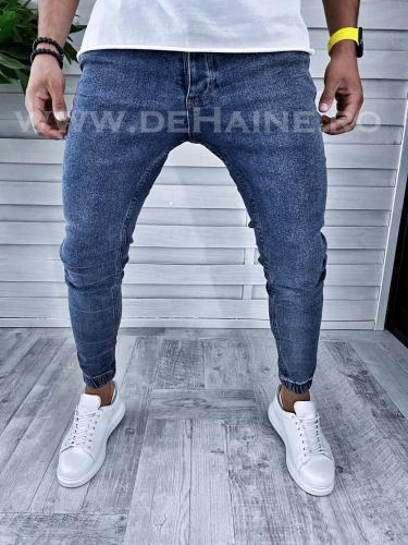 Blugi barbati conici B2382 H1-2 - Pantaloni barbati - Blugi barbati
