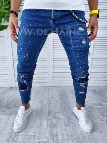 Blugi barbati conici B2476 H3-4* - Pantaloni barbati - Blugi barbati