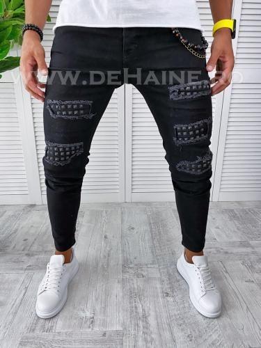 Blugi barbati conici B2484 M - Pantaloni barbati - Blugi barbati