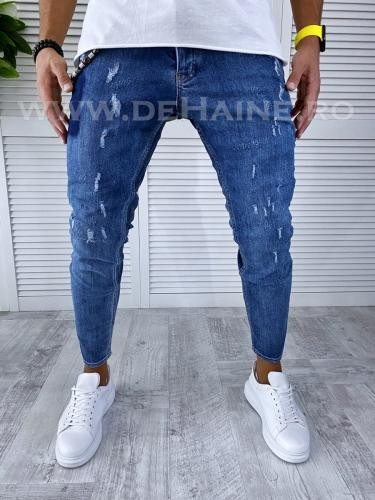 Blugi barbati conici B2610 H2-34* - Pantaloni barbati - Blugi barbati