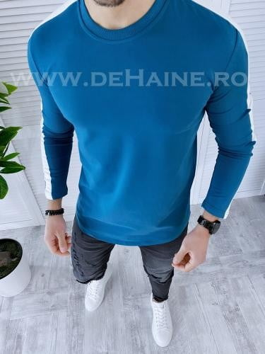 Bluza barbati slim fit B3614 13-3 - Bluze barbatesti -