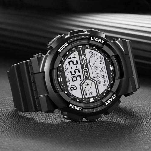 Ceas barbati negru HONHX B3910 CU1 - Ceasuri barbatesti -