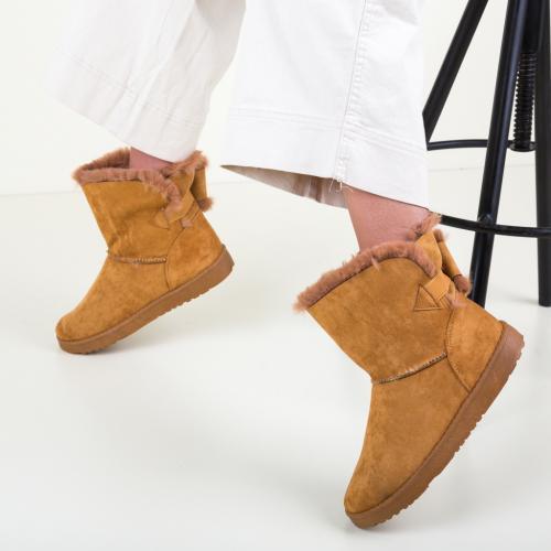 Cizme Tip Ug Mateusz Camel - Cizme dama - Cizme tip UG