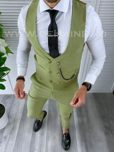 Compleu barbati Vesta + Pantaloni B4103 - Costume barbatesti -