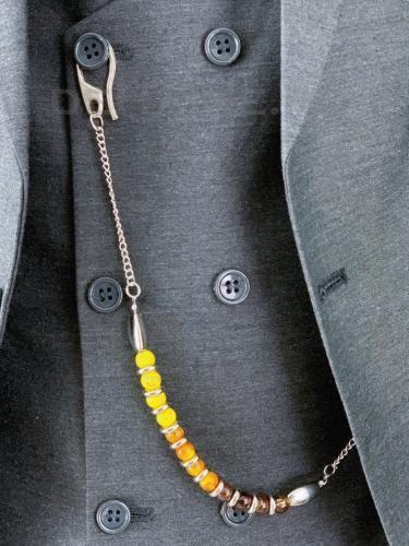 Lant pentru vesta ZR A8683 - Cadouri barbati - Lanturi de pantaloni