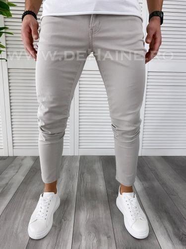 Pantaloni barbati casual B3793 B1-5 - Pantaloni barbati -  Pantaloni casual