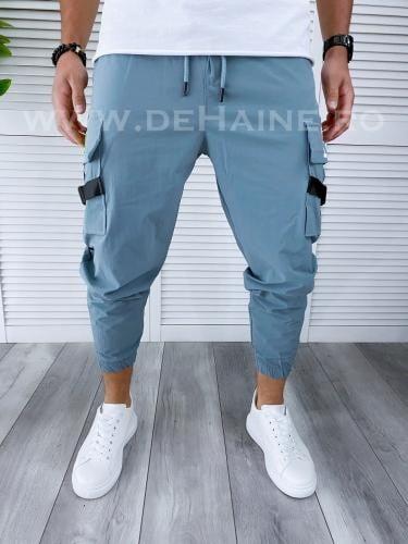 Pantaloni de trening conici B4000 16-1 - Pantaloni barbati -