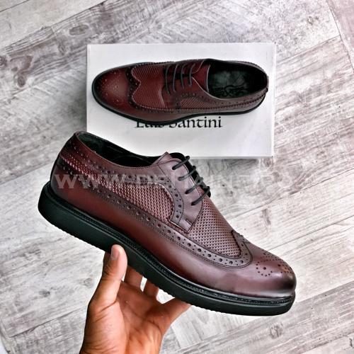 Pantofi barbati din piele naturala A9065* - Incaltaminte barbati -