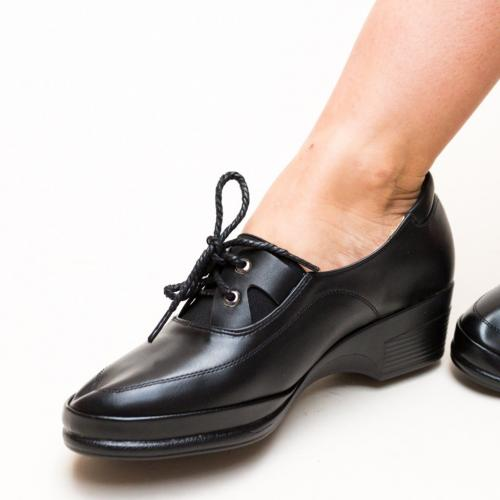 Pantofi Barry Negri - Incaltaminte casual femei - Casual cu platforma