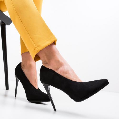 Pantofi Berna Negri - Pantofi eleganti -