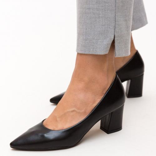 Pantofi Carl Negri - Pantofi eleganti - Pantofi cu toc gros
