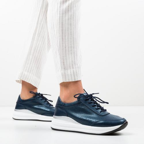Pantofi Casual Aariz Bleumarin - Incaltaminte casual femei - Casual