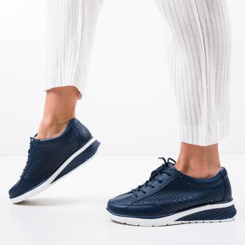 Pantofi Casual Arv Bleumarin - Incaltaminte casual femei - Casual