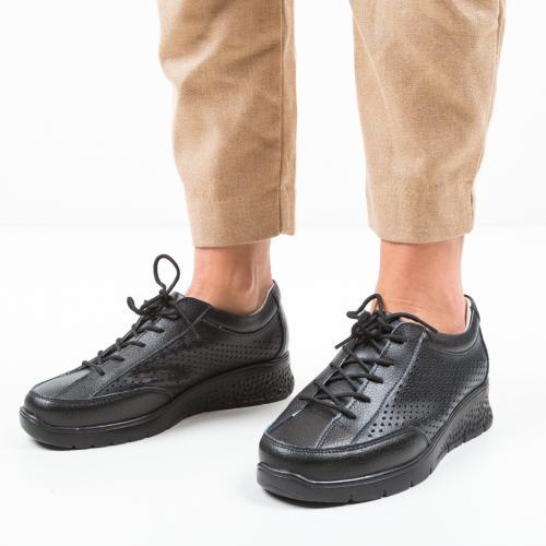 Pantofi Casual Arv Negri - Incaltaminte casual femei - Casual
