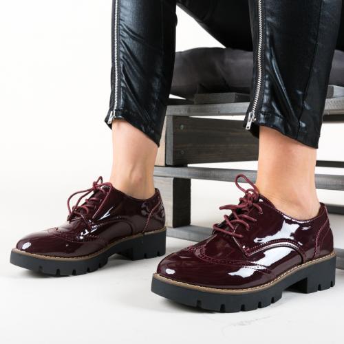 Pantofi Casual Ayub Grena - Incaltaminte casual femei - Pantofi casual