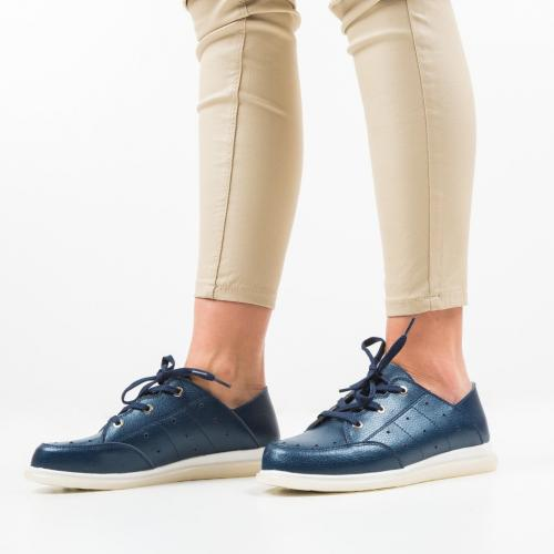 Pantofi Casual Bessie Bleumarin - Incaltaminte casual femei - Casual