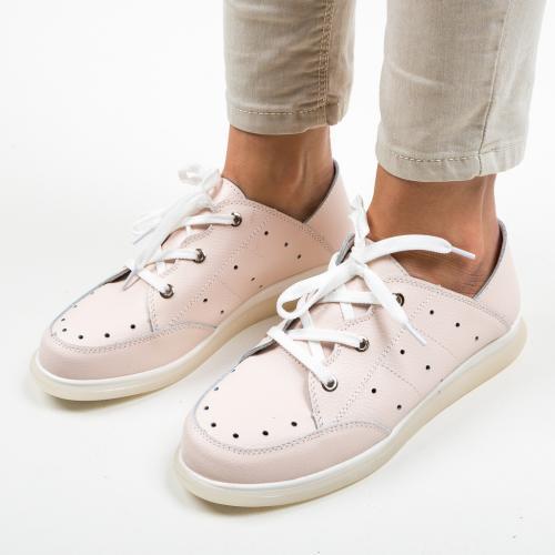 Pantofi Casual Bessie Roz - Incaltaminte casual femei - Casual