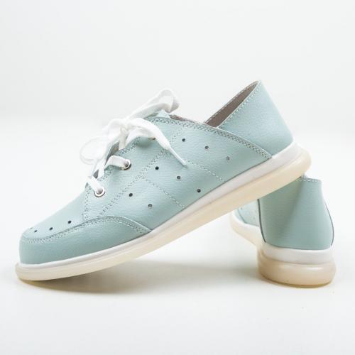 Pantofi Casual Bessie Turcoaz - Incaltaminte casual femei - Casual