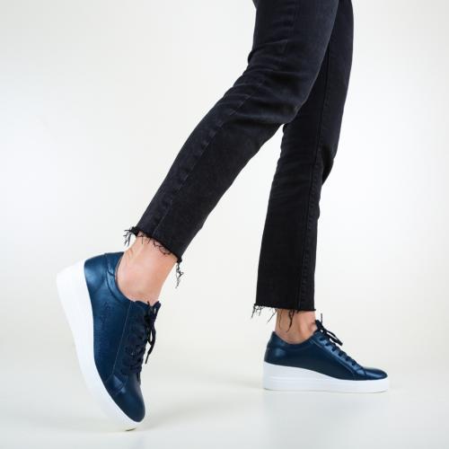 Pantofi Casual Daisie Bleumarin - Incaltaminte casual femei - Pantofi casual