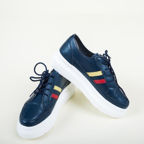 Pantofi Casual Ever Bleumarin - Incaltaminte casual femei - Pantofi casual