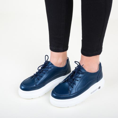 Pantofi Casual Figuer Bleumarin - Incaltaminte casual femei - Pantofi casual