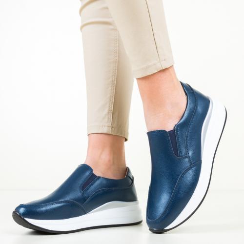 Pantofi Casual Gemma Bleumarin - Incaltaminte casual femei - Pantofi casual