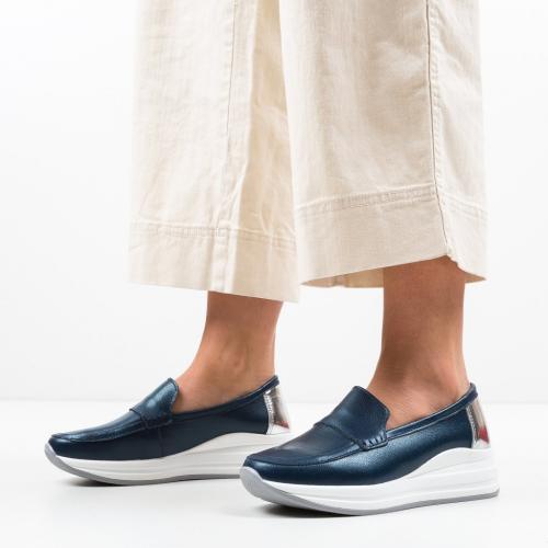 Pantofi Casual Gilles Bleumarin - Incaltaminte casual femei - Casual