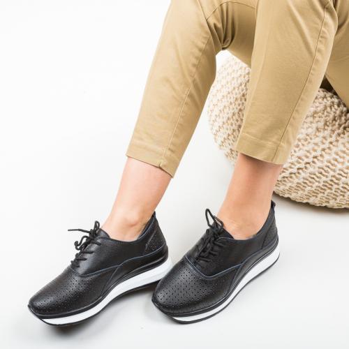 Pantofi Casual Gough Negri - Incaltaminte casual femei - Casual