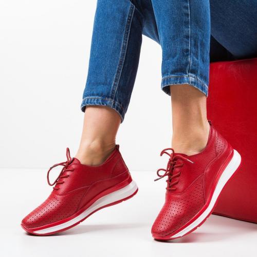 Pantofi Casual Gough Rosii - Incaltaminte casual femei - Casual