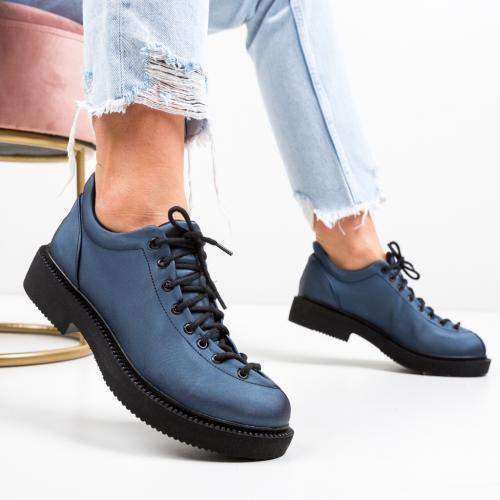 Pantofi Casual Graskol Bleumarin - Incaltaminte casual femei - Casual
