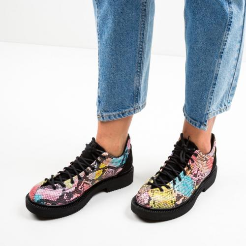 Pantofi Casual Graskol Multi - Incaltaminte casual femei - Casual