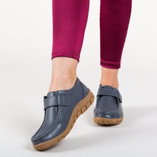 Pantofi Casual Kidd Gri - Incaltaminte casual femei - Pantofi casual