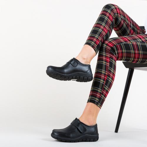 Pantofi Casual Kidd Negri - Incaltaminte casual femei - Pantofi casual
