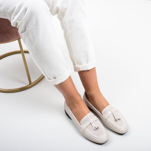 Pantofi Casual Locker Nude - Incaltaminte casual femei - Casual
