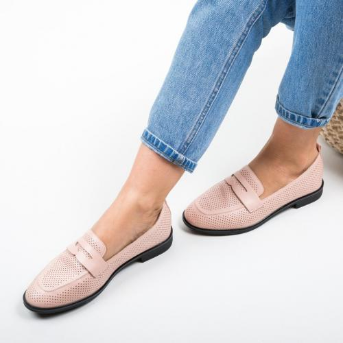 Pantofi Casual Lorem Roz - Incaltaminte casual femei - Casual