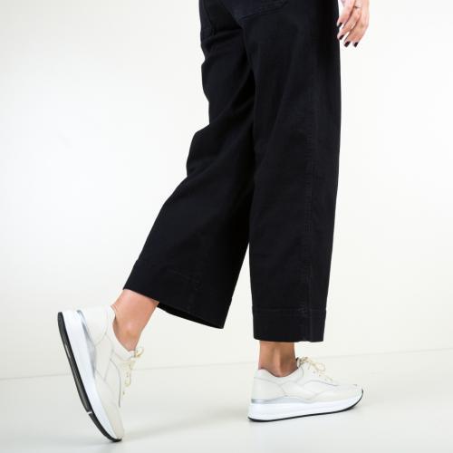 Pantofi Casual Lynde Bej - Incaltaminte casual femei - Pantofi casual
