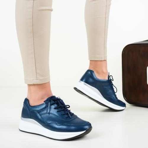Pantofi Casual Lynde Bleumarin - Incaltaminte casual femei - Pantofi casual